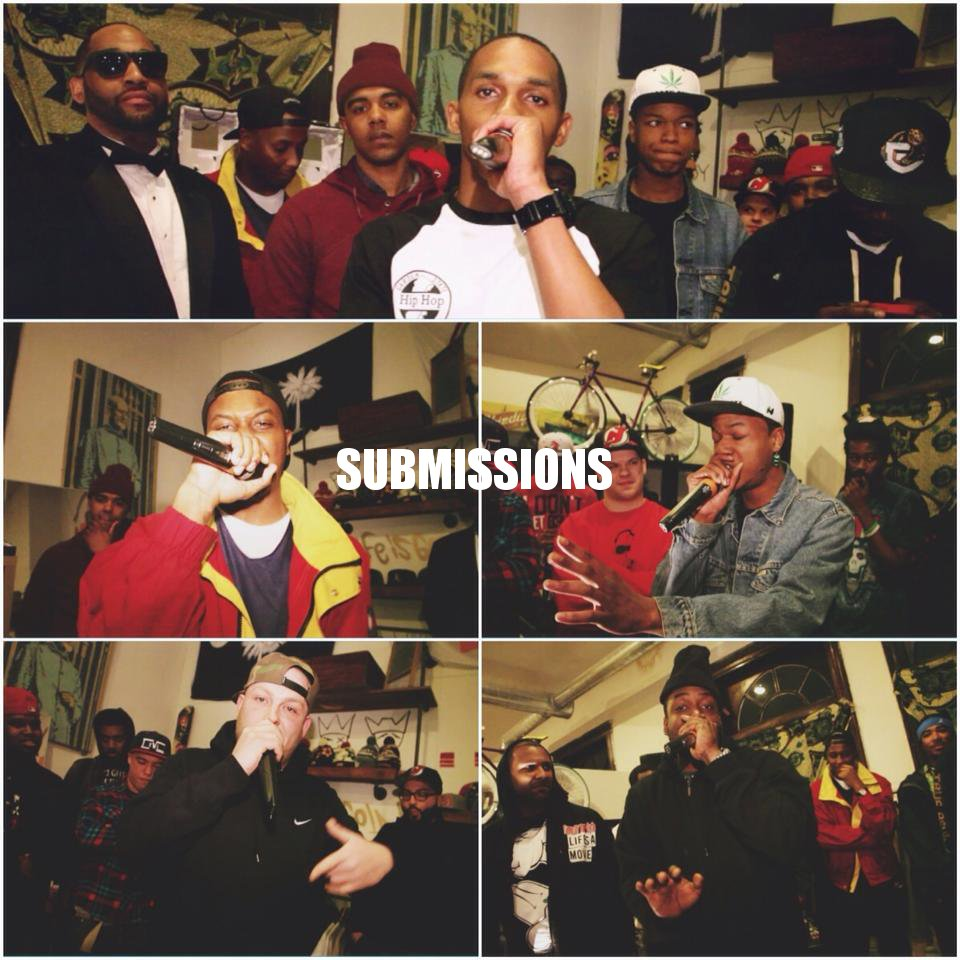 Garden State Hip-Hop Cypher Collage (1)