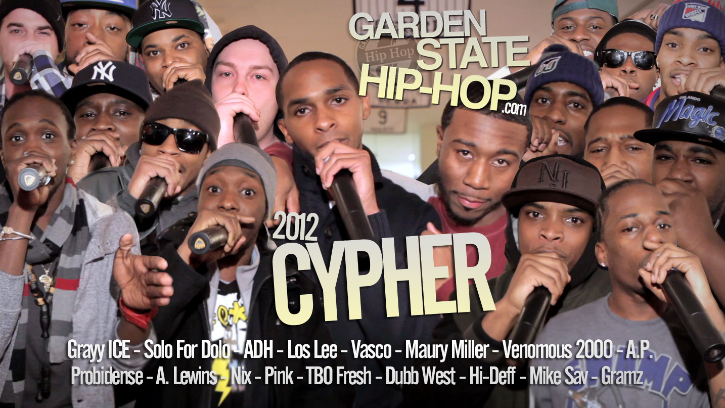 GSHH Cypher 2012 Artwork BIG