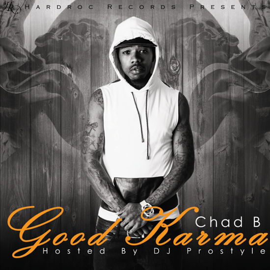 Chad B Good Karma Cover