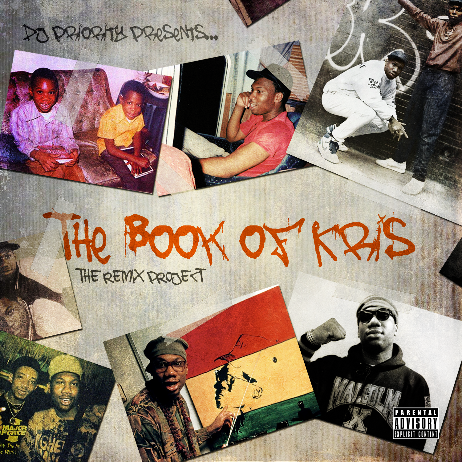 The Book of Kris Cover