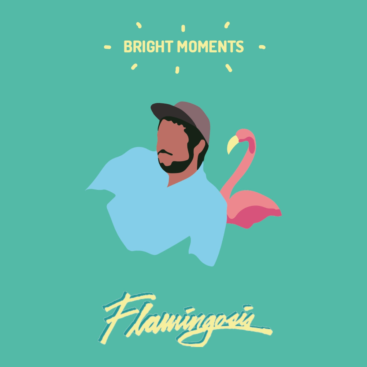 flamingosis-bright-moments-artwork