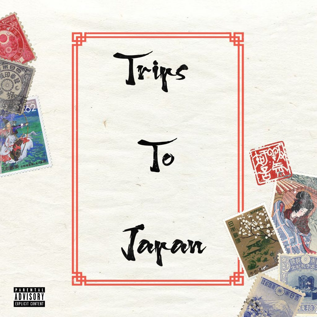 Sade Cinco's Trips To Japan artwork.